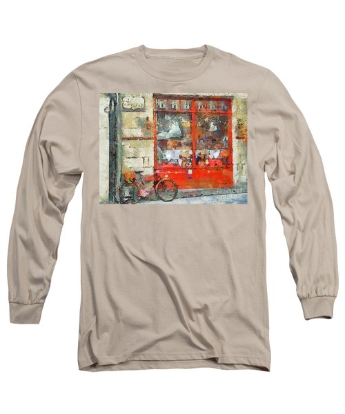 Postcard Perfect Long Sleeve T-Shirt