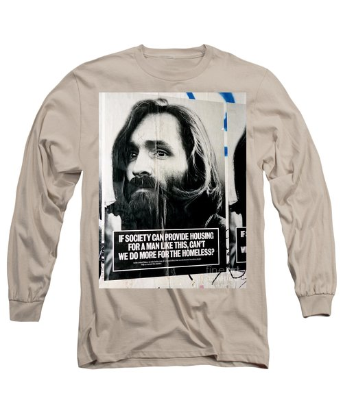 Poster Boy Charlie Long Sleeve T-Shirt