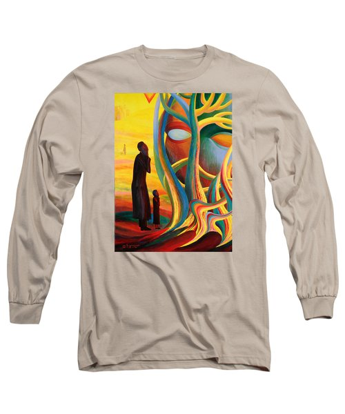 Prayers At The Tree Of Life Long Sleeve T-Shirt