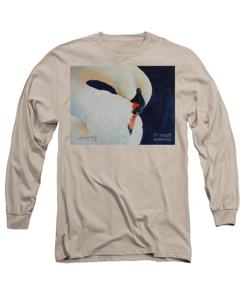 Preening. Sold  Long Sleeve T-Shirt