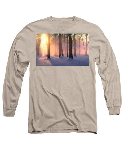 Presence Of Light Long Sleeve T-Shirt