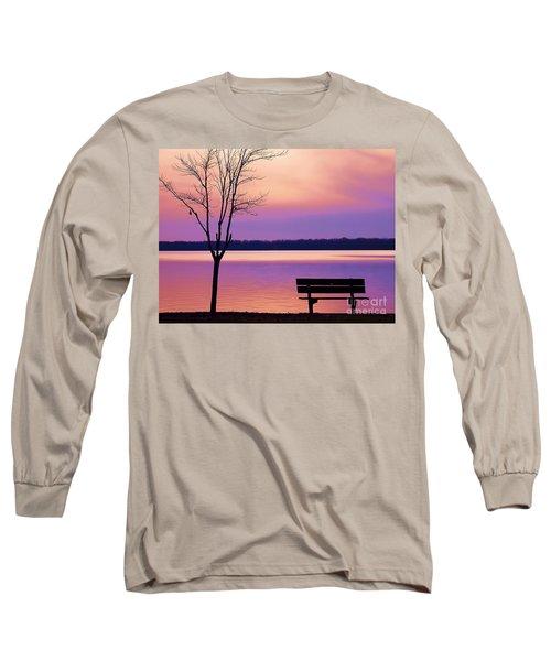 Presque Isle Solitude 11.12.12 Long Sleeve T-Shirt