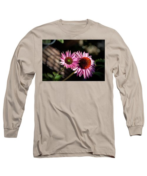 Pretty Flowers Long Sleeve T-Shirt