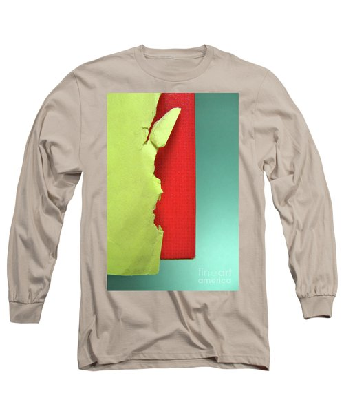 Long Sleeve T-Shirt featuring the photograph Primary by CML Brown