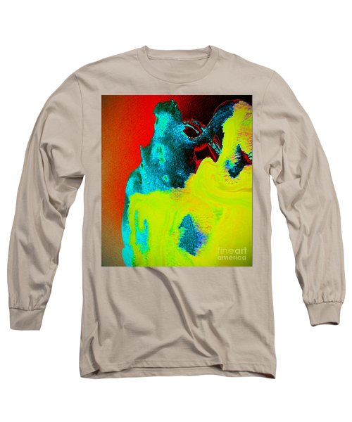 Primary Long Sleeve T-Shirt