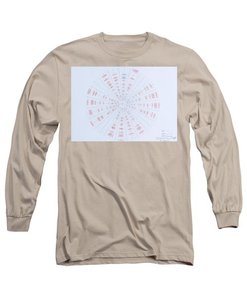 Prime Number Pattern P Mod 40 Long Sleeve T-Shirt