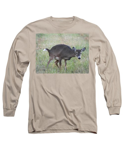 Privacy Please Long Sleeve T-Shirt