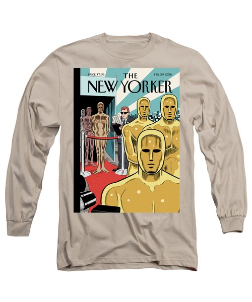 Privileged Characters Long Sleeve T-Shirt