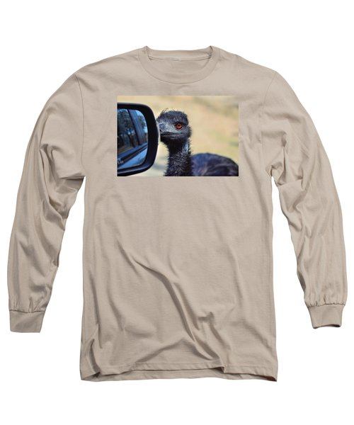 Proceed With Caution Long Sleeve T-Shirt