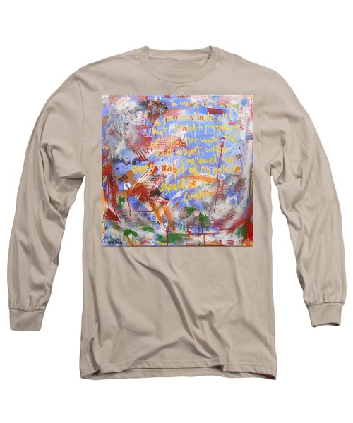 Feeling's Of Affection Long Sleeve T-Shirt