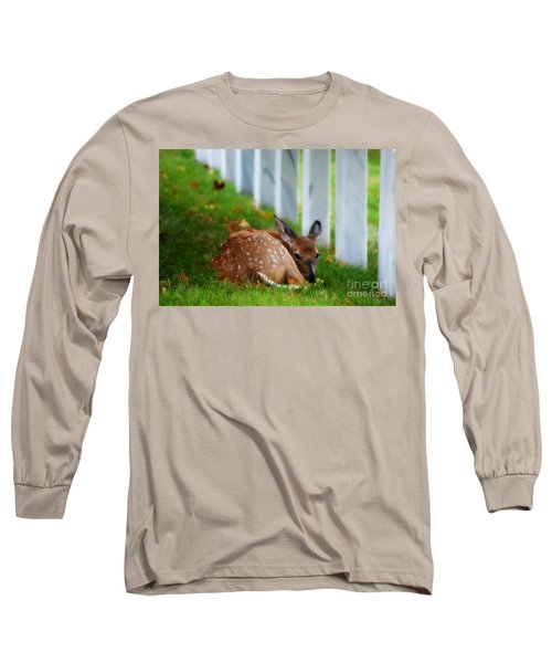 Protecting Our Heros Long Sleeve T-Shirt