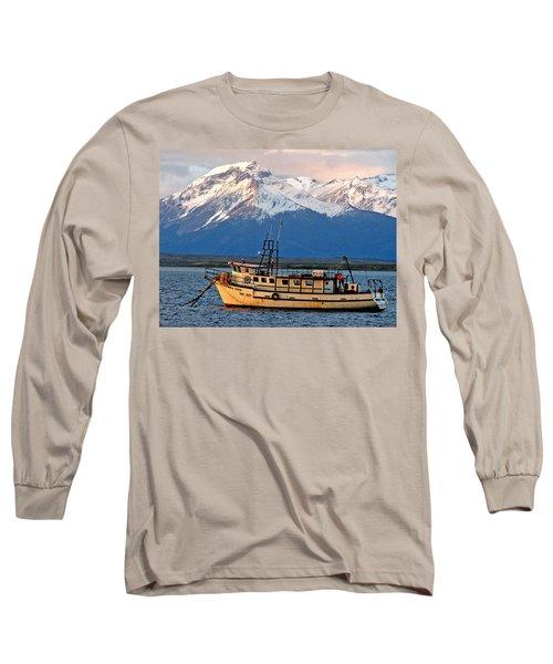 Mama Dina Long Sleeve T-Shirt