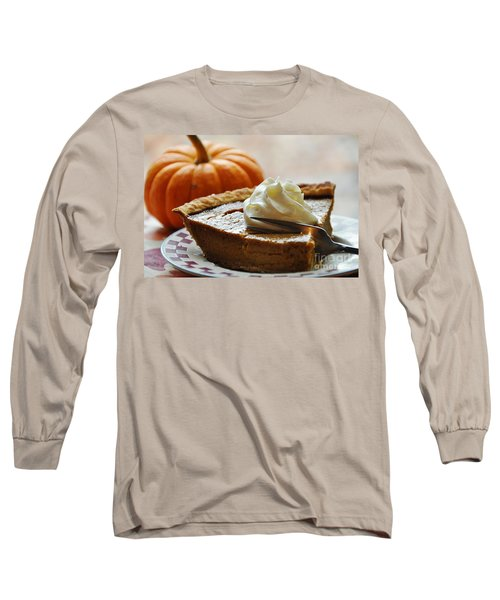 Pumpkin Delight Long Sleeve T-Shirt