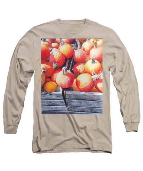 Pumpkins Long Sleeve T-Shirt