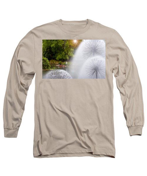 Punting On The Avon Long Sleeve T-Shirt