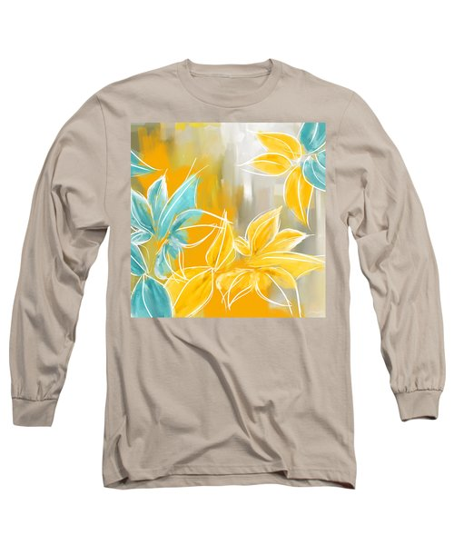 Pure Radiance Long Sleeve T-Shirt by Lourry Legarde