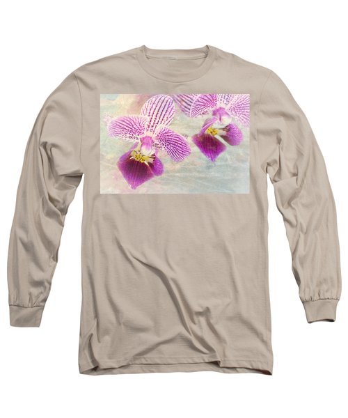 Purple Orchid 2 Long Sleeve T-Shirt