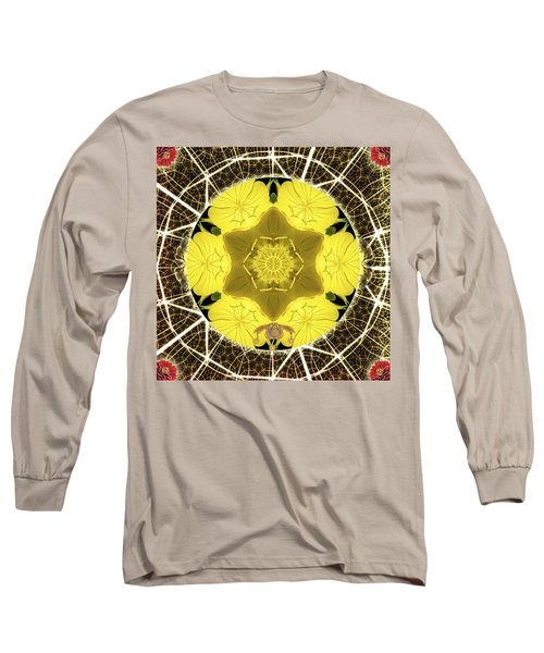 Queen Bee-nectar Of Life Long Sleeve T-Shirt