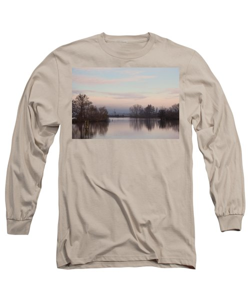 Quiet Morning Long Sleeve T-Shirt