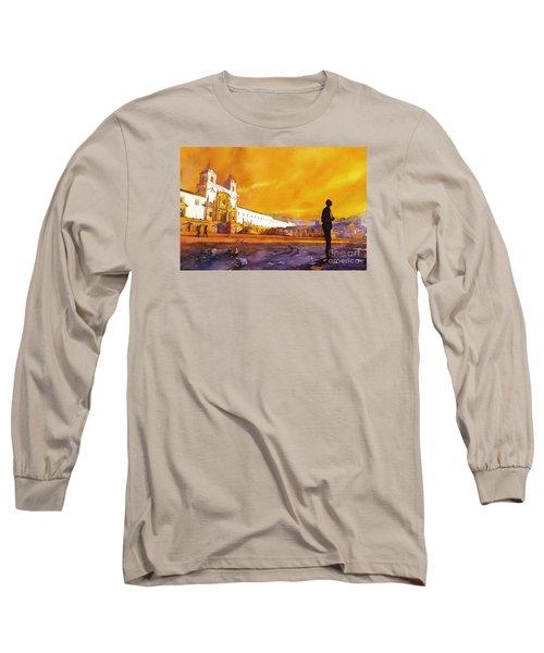 Quito Sunrise Long Sleeve T-Shirt