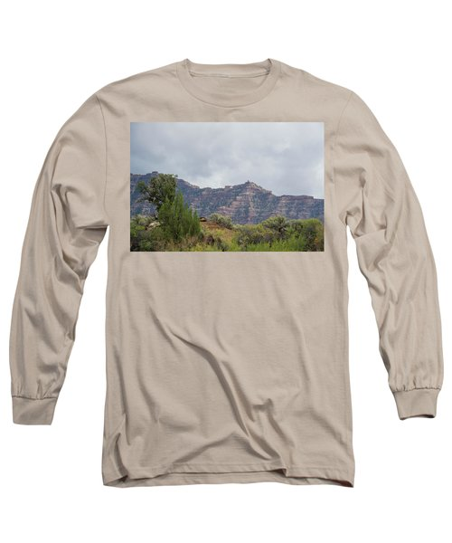 Rafting In Desolation And Gray Canyons Long Sleeve T-Shirt