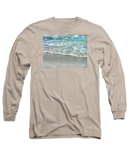 Rain Sea  Long Sleeve T-Shirt
