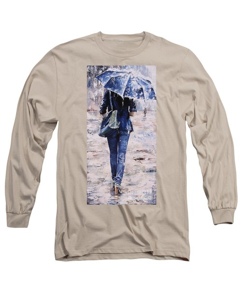 Rainy Day #22 Long Sleeve T-Shirt