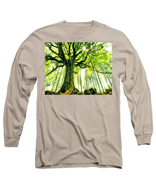 Raised By The Light Long Sleeve T-Shirt