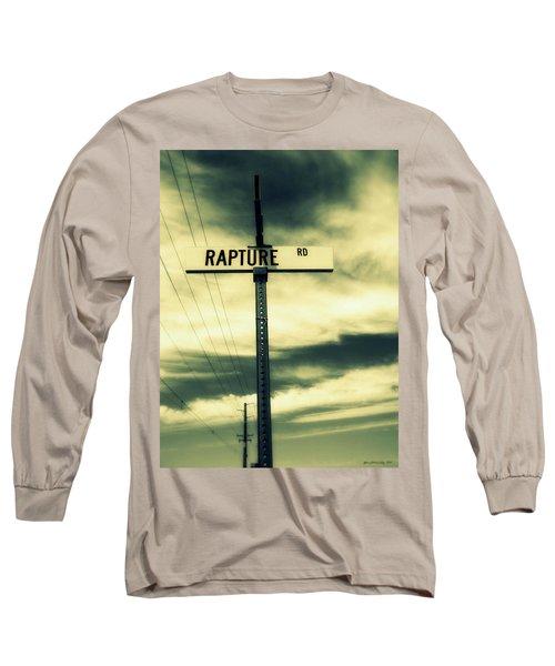 Rapture Road Long Sleeve T-Shirt