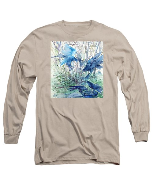 Ravens Wood Long Sleeve T-Shirt