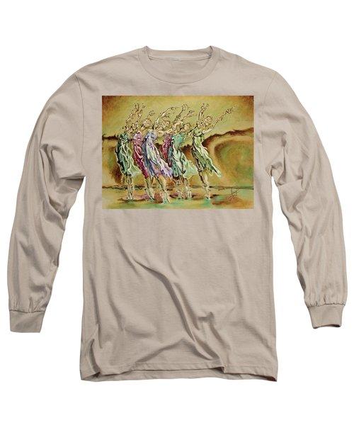 Reach Beyond Limits Long Sleeve T-Shirt
