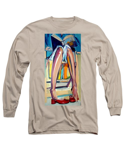 Read On Long Sleeve T-Shirt