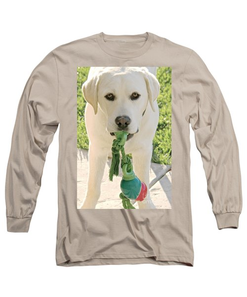 Ready For The Holidays Again Long Sleeve T-Shirt