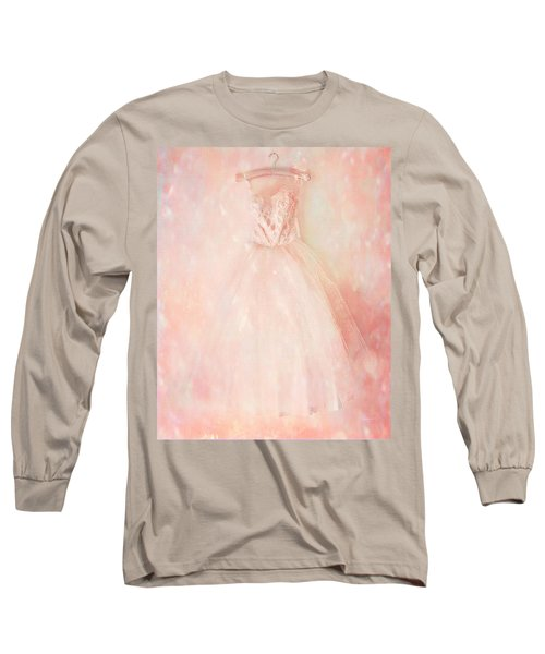 Ready For The Magic Long Sleeve T-Shirt by Theresa Tahara