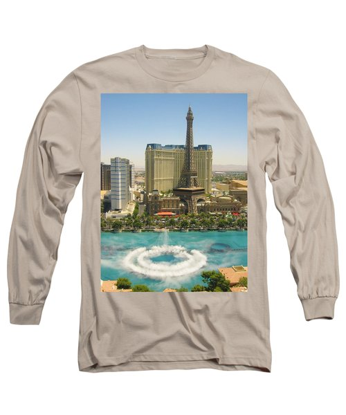 Long Sleeve T-Shirt featuring the photograph Ready To Dance by Angela J Wright