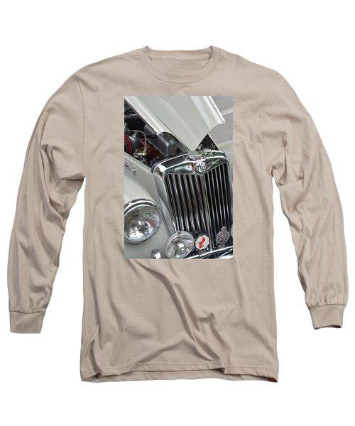 Real M G Long Sleeve T-Shirt by John Schneider