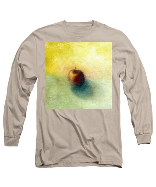 Red Apple No. 4 Long Sleeve T-Shirt