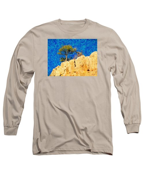 Red Canyon - Dixie National Forest Long Sleeve T-Shirt