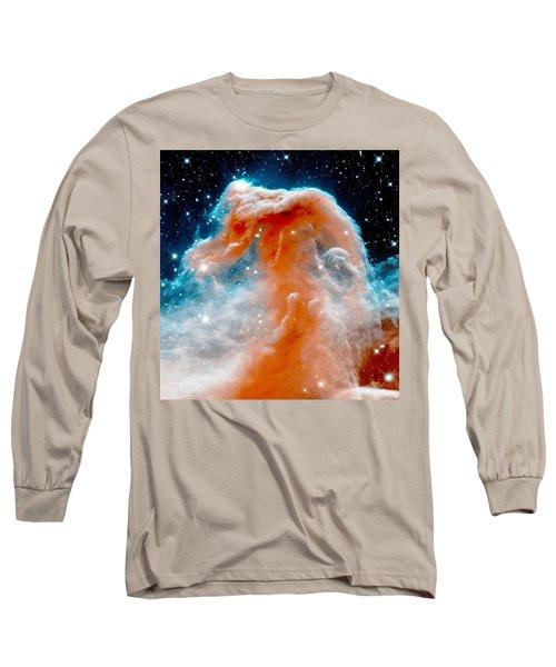 Red Cloud Walker Long Sleeve T-Shirt