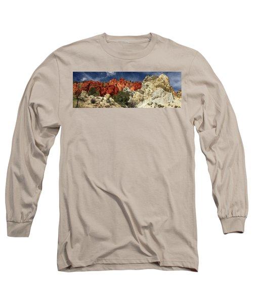Red Rock Canyon Long Sleeve T-Shirt