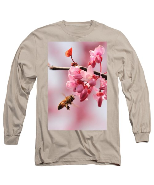 Redbud Feast Long Sleeve T-Shirt