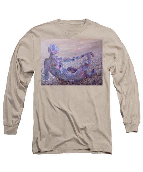 Reflecting Long Sleeve T-Shirt by Joanne Smoley