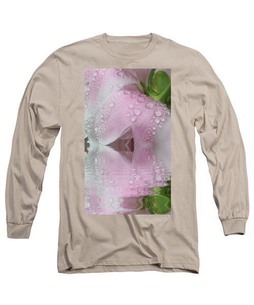 Reflected Tears Long Sleeve T-Shirt