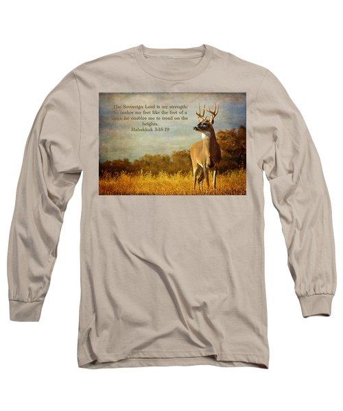 Reflecting His Glory Long Sleeve T-Shirt
