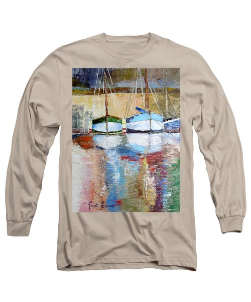 Reflections Long Sleeve T-Shirt by Janet Garcia