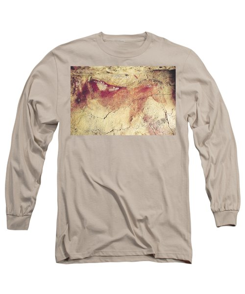 Representation Of An Animal, C.15000 Bc Cave Painting Long Sleeve T-Shirt