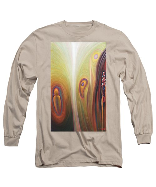 Returning To The Source Long Sleeve T-Shirt