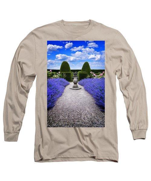 Long Sleeve T-Shirt featuring the photograph Rhapsody In Blue by Meirion Matthias