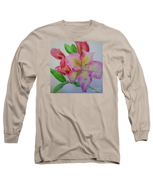 Rhodie With Dew I Long Sleeve T-Shirt