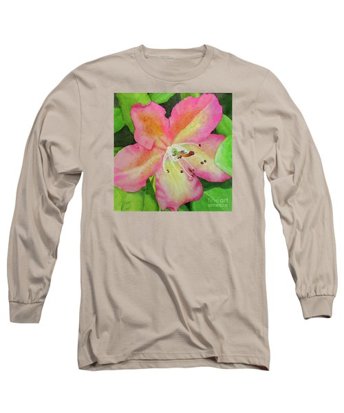Rhodie With Dew II Long Sleeve T-Shirt